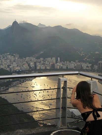Hippler in Rio de Janeiro