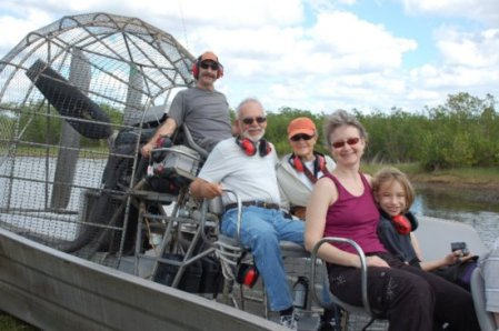 Akmshain in the Everglades