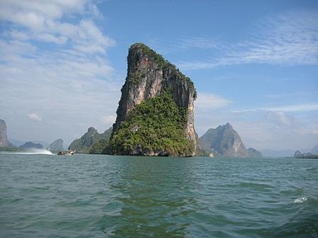"""""""Into Phang Nga Bay"""" by tsveti"""