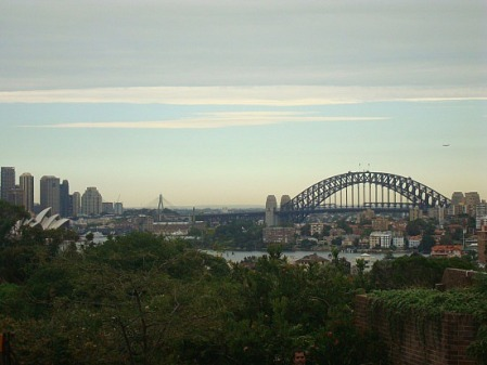 Samcohen1987's view of Sydney from the zoo