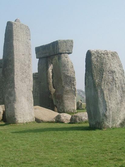 Stonehenge with Kamyp