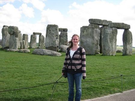 Bgtraveler2009 at Stonehenge