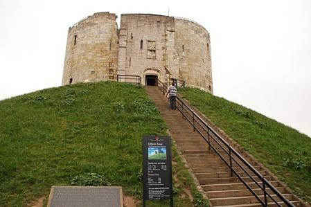 Britt.mark at Clifford's Tower