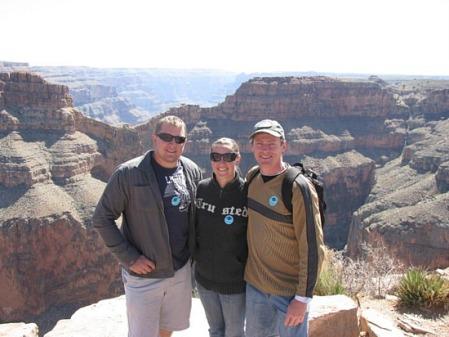 Kristenjohn at the Grand Canyon