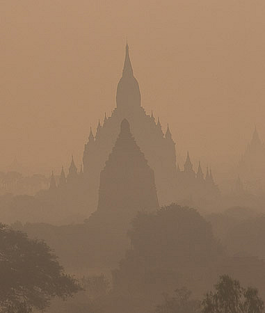 The temples of Bagan by Markl