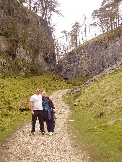 Sianeth in the Yorkshire dales