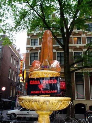 Live sex show in Amsterdam