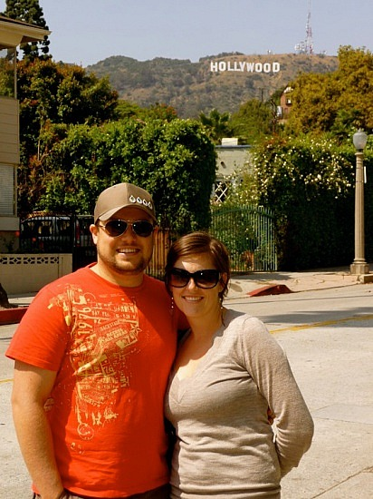 Mikebrookedavis in Hollywood