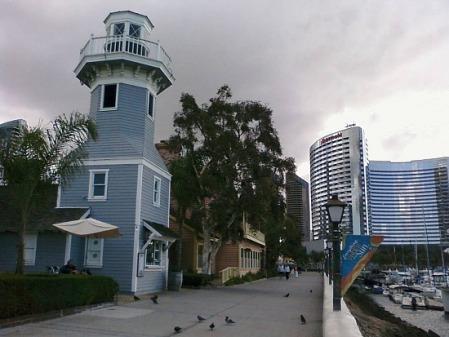 Interesting architecture in San Diego