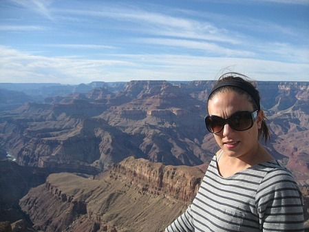 Jimandlaura thought the Grand Canyon was impressive