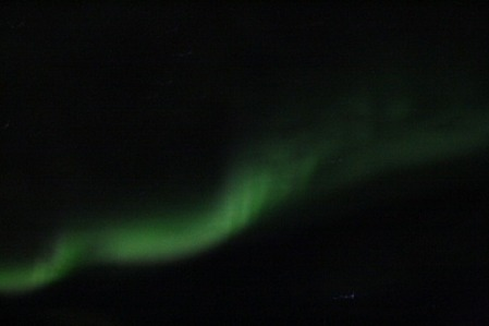 Dc314 went on a Northern Lights bus tour in Reykjavik