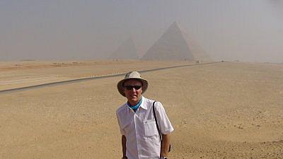 Brianporter felt more than a sense of accomplishment in Egypt
